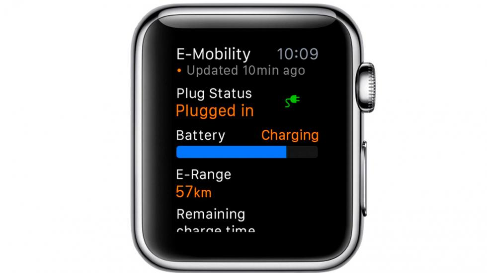 App de Porsche y BMW para Apple Watch - 3
