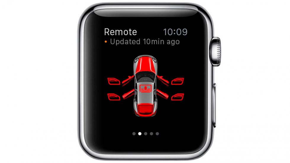 App de Porsche y BMW para Apple Watch - 5