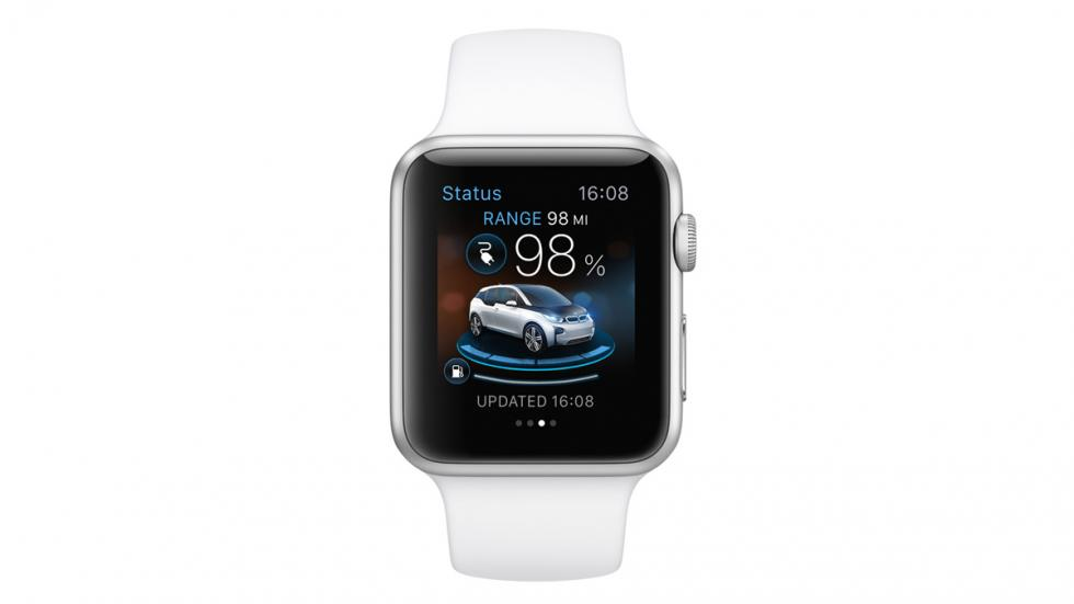 App de Porsche y BMW para Apple Watch - 9