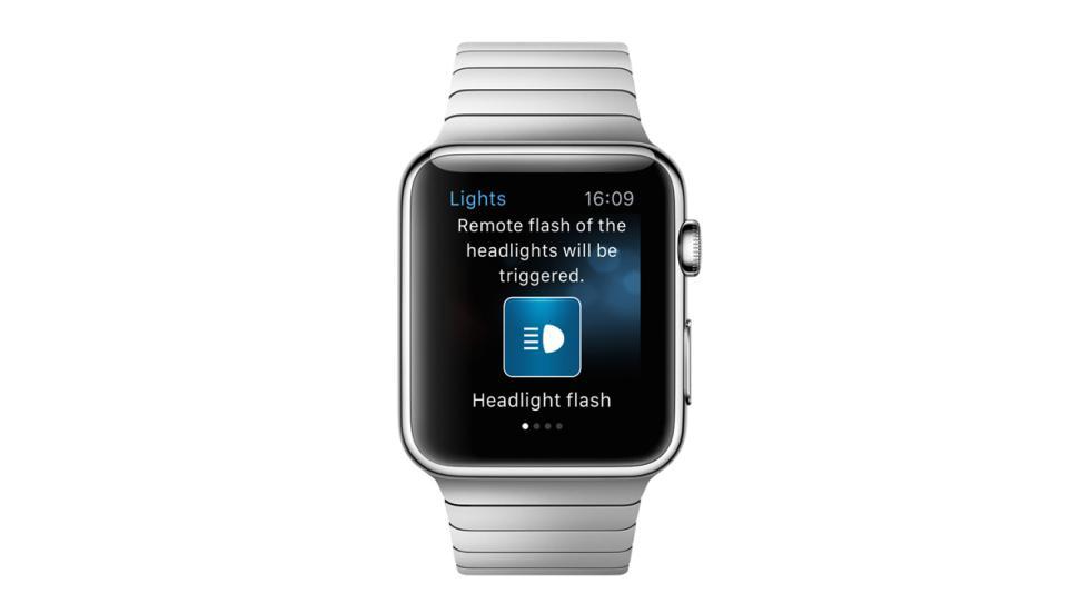 App de Porsche y BMW para Apple Watch - 11