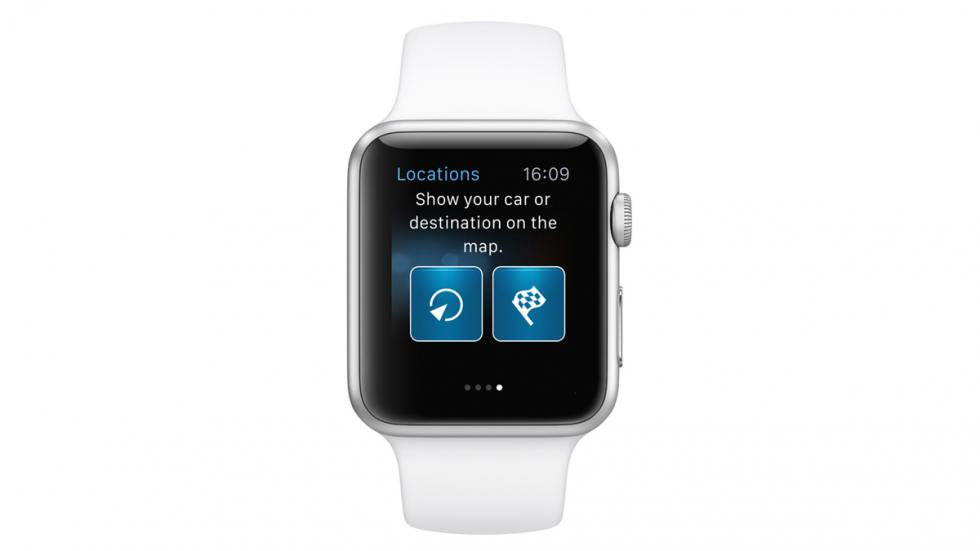 App de Porsche y BMW para Apple Watch - 13