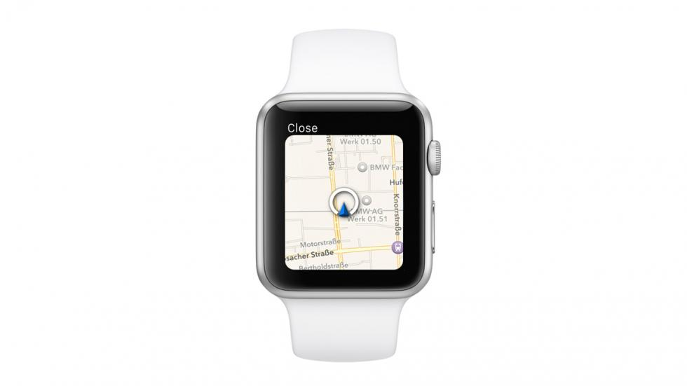 App de Porsche y BMW para Apple Watch - 14