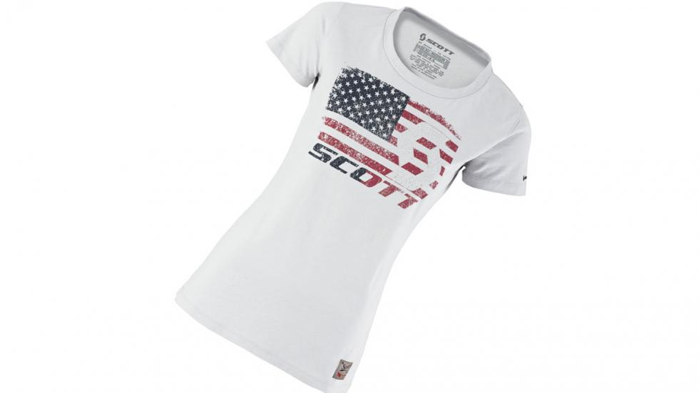 Camiseta SCOTT Lake, de lo más sexy para ellas