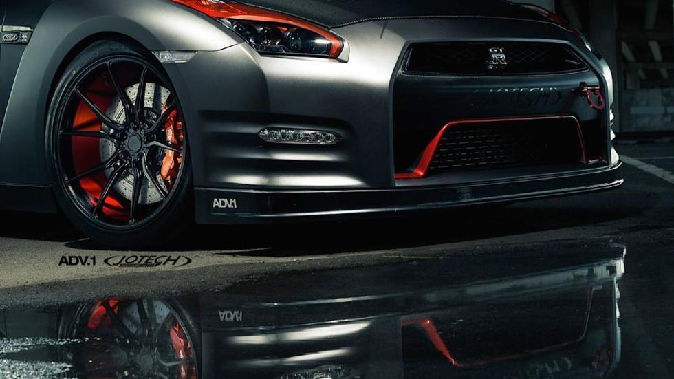 Nissan GT-R Stage 6 by Jotech Motorsports detalle