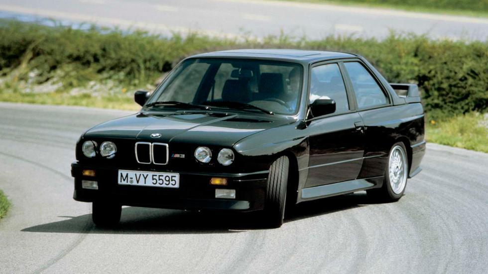 BMW M3 E30 delantera
