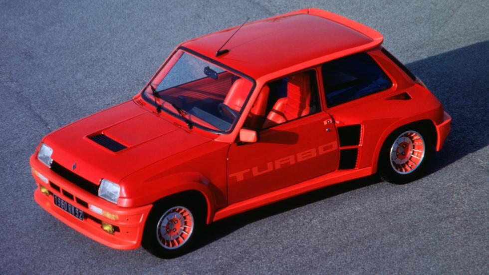 Renault 5 Turbo delantera