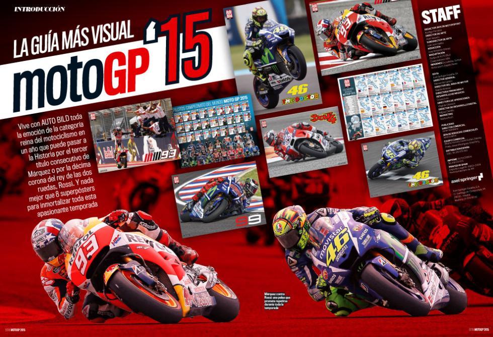 EXTRA AUTO BILD MOTO GP 2015