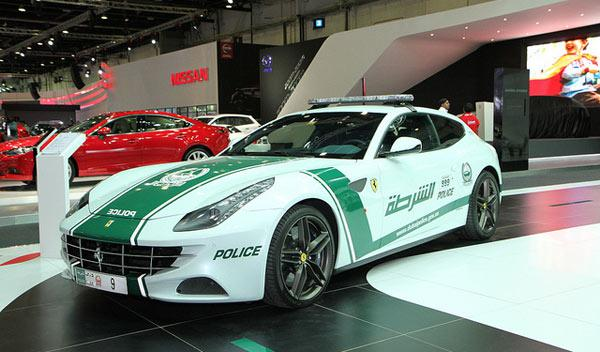 coches policia más rapidos ff