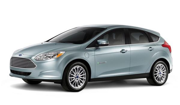 Fotos: Llega el Focus eléctrico, el primer turismo de Ford