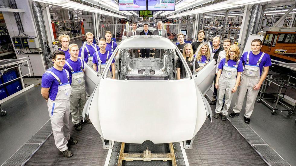 Volkswagen Golf GTI Wörthersee 2015 fábrica