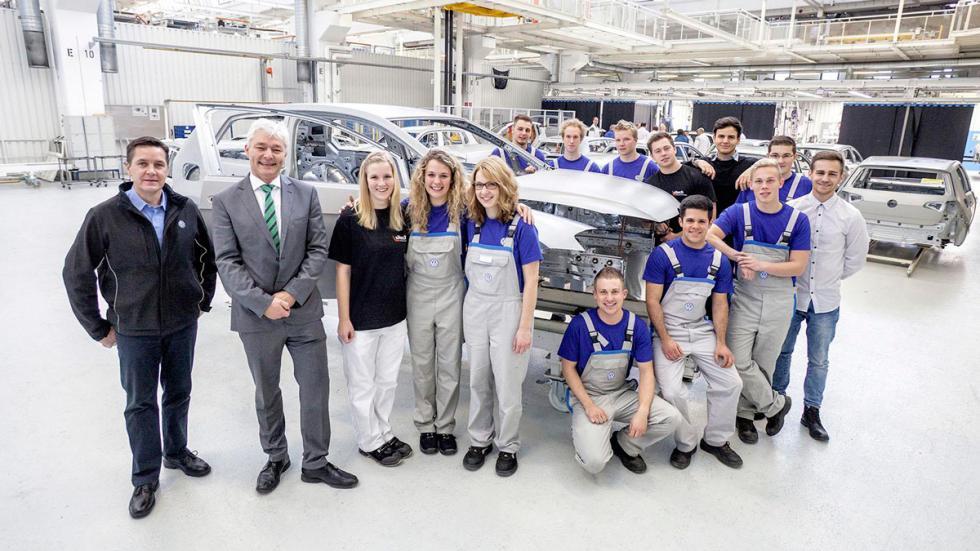 Volkswagen Golf GTI Wörthersee 2015 equipo