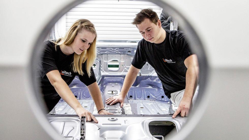 Volkswagen Golf GTI Wörthersee 2015 montaje