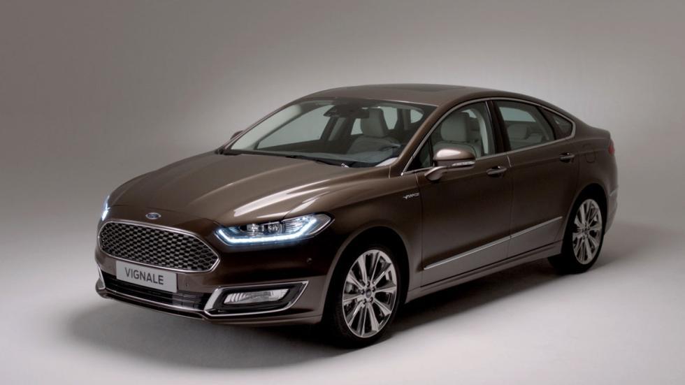 Ford Mondeo Vignale tres cuartos delantero