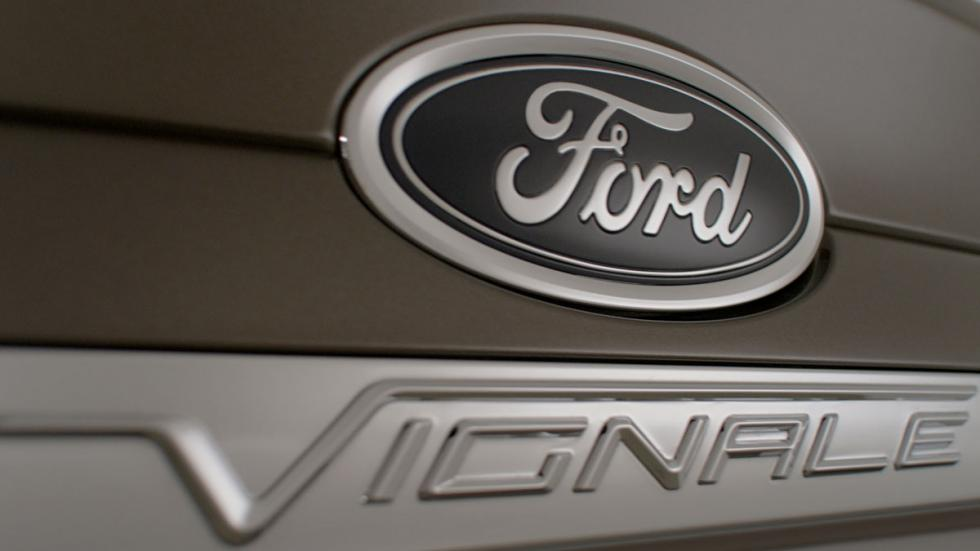Ford Mondeo Vignale detalle