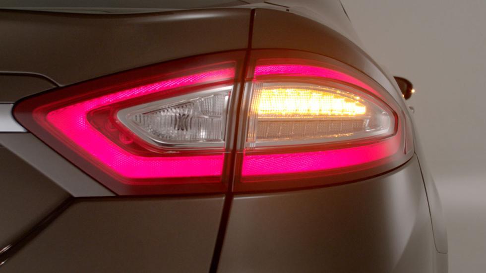 Ford Mondeo Vignale detalle 2