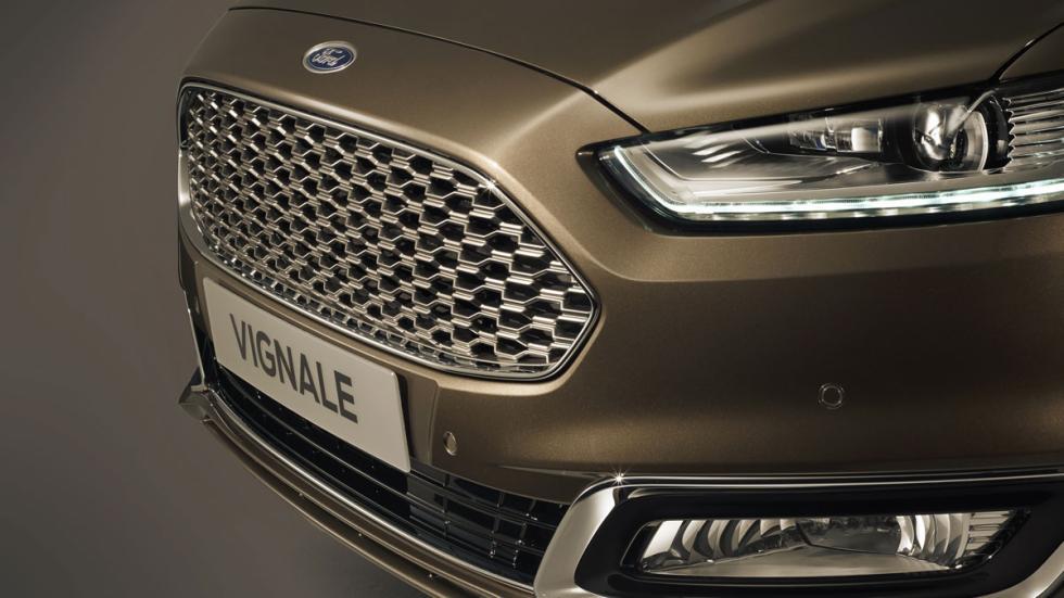 Ford Mondeo Vignale morro