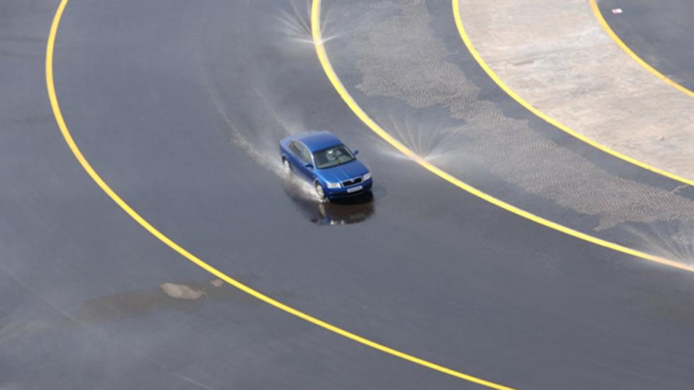 Centro Técnico Bridgestone test 6