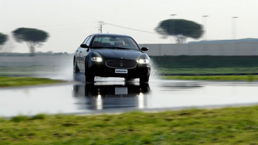 Centro Técnico Bridgestone test 7