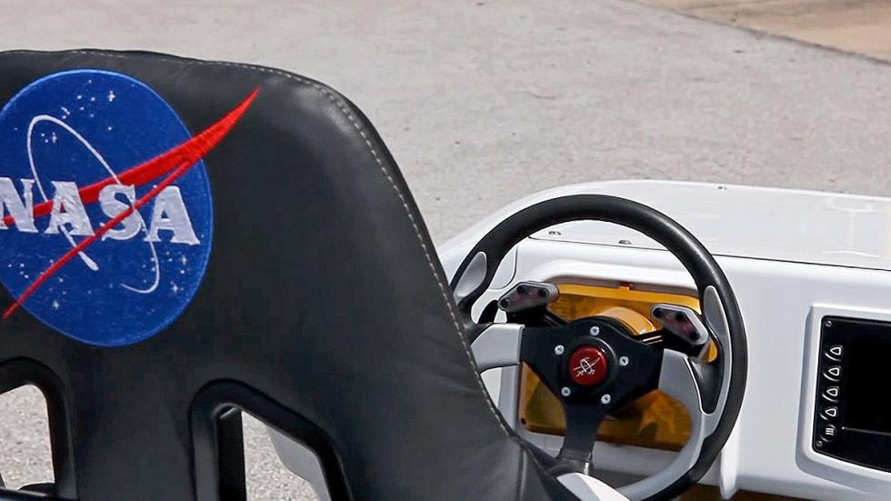 MRV: el revolucionario coche de la NASA volante