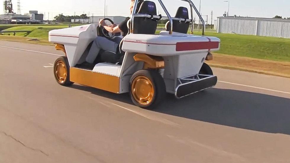 MRV: el revolucionario coche de la NASA zaga