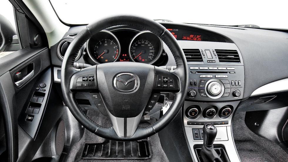 Segunda Mano Mazda 3: todas las fotos