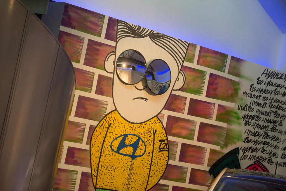 Arte urbano del concurso InspirArt