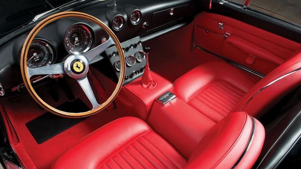 Ferrari 400 Superamerica SWB Cabriolet interior