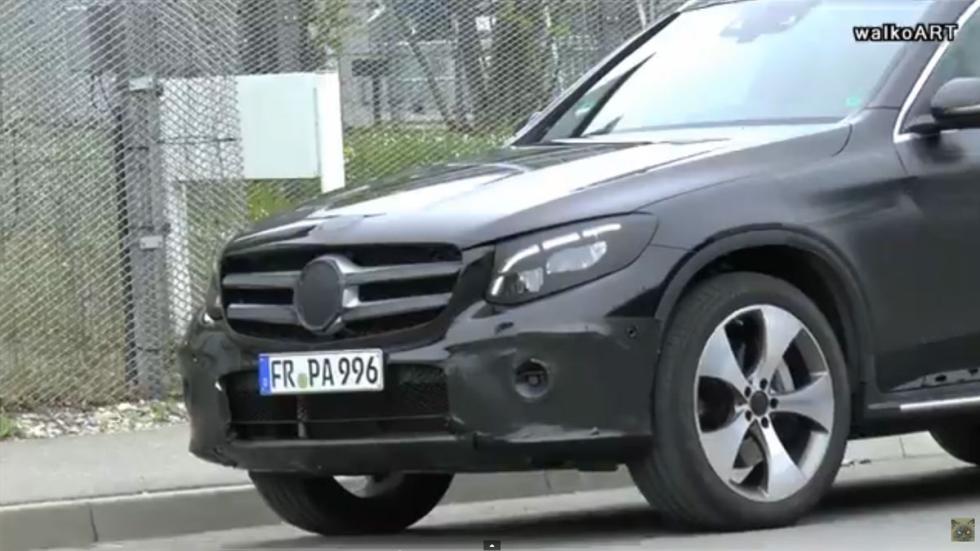 Mercedes GLC faros