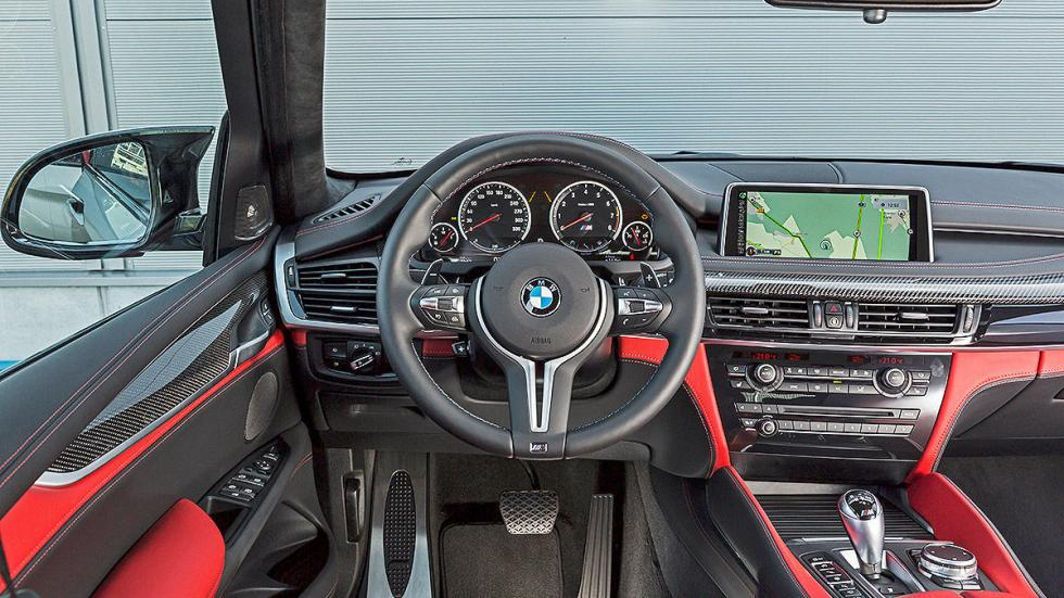 BMW X5 M vs. Porsche Cayenne Turbo S volante