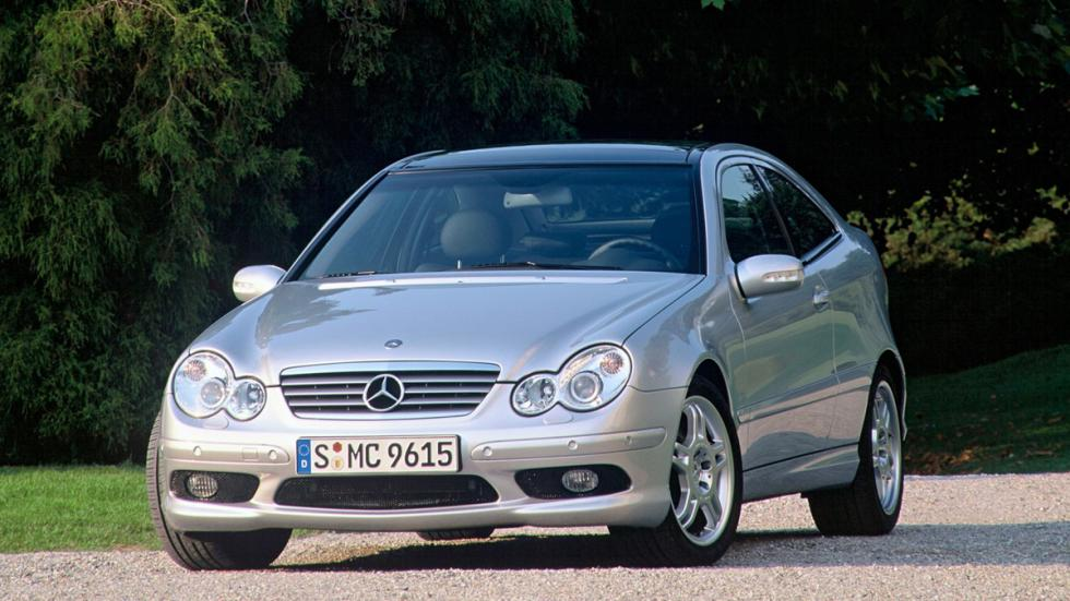Mercedes C 30 CDI AMG delantera