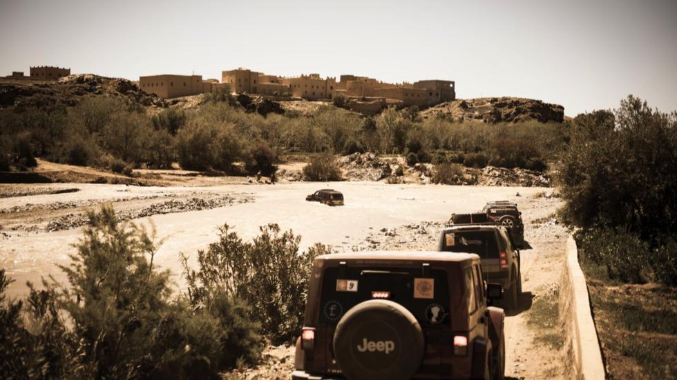 Aventura Familiar en Marruecos en 4x4