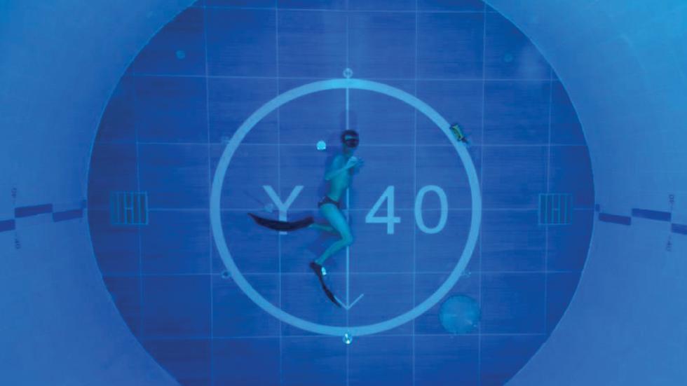 piscina Y-40 italia