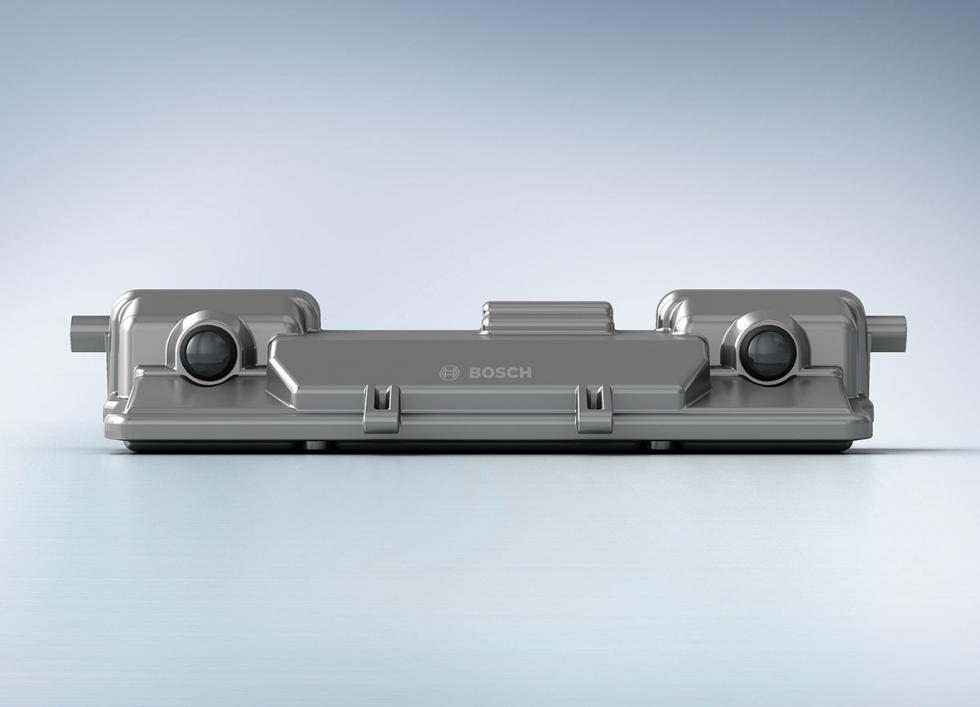 La nueva cámara de vídeo estéreo de Bosch