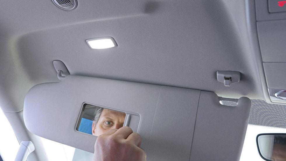Volkswagen T6 luces espejos