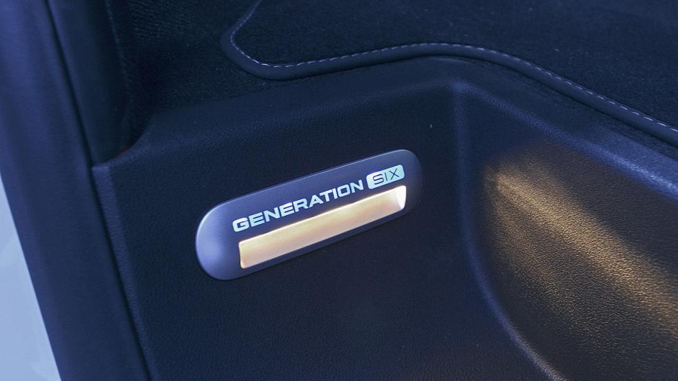 Volkswagen T6 luces interior luces pies