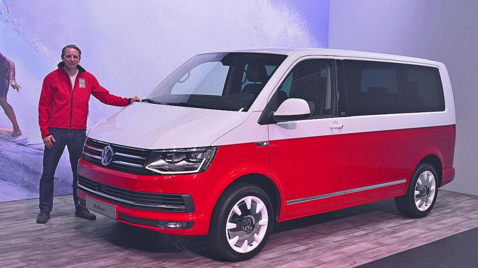 Exclusiva: Volkswagen T6 vs Mercedes Clase V