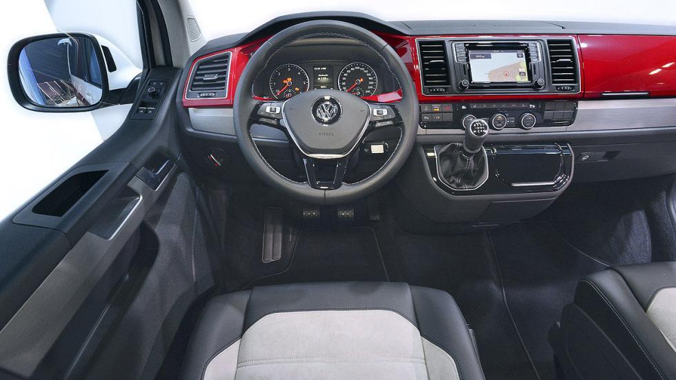 Volkswagen T6 volante