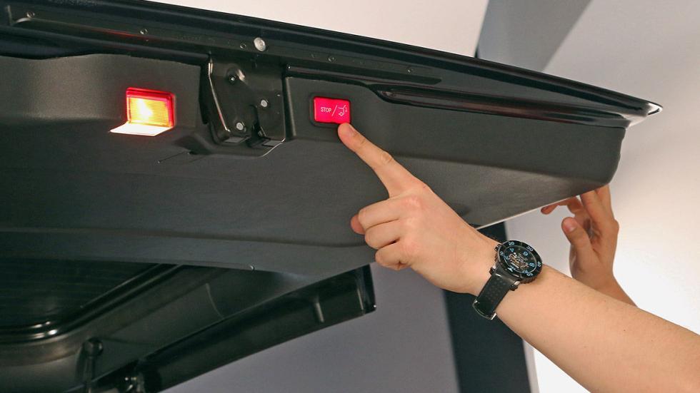 Mercedes Clase V botón portón