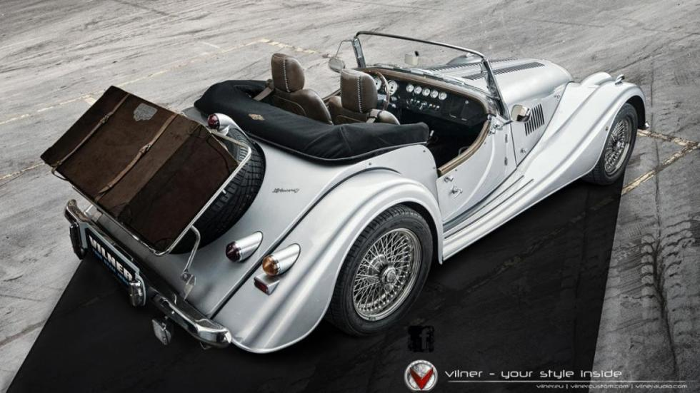 Morgan Plus 8 Vilner
