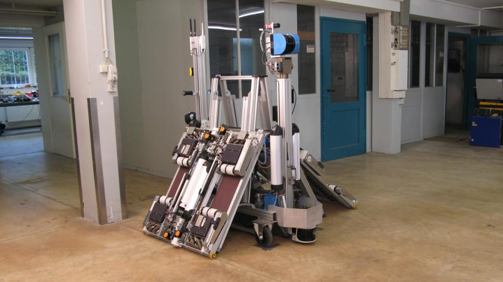 Robot Avert 2