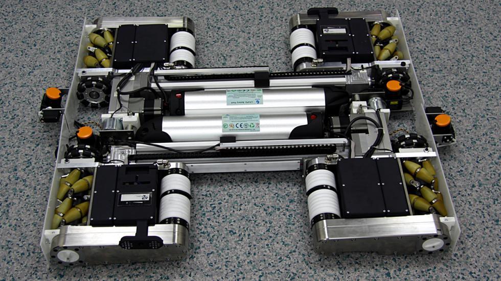 Robot Avert 3