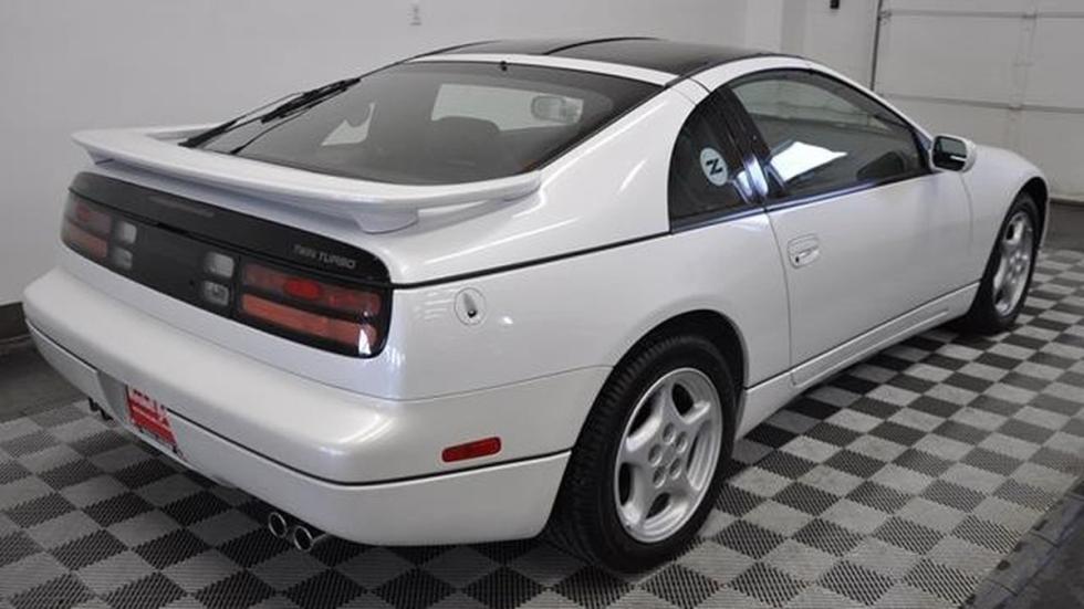 Nissan 300 ZX Twin-Turbo 1996 trasera
