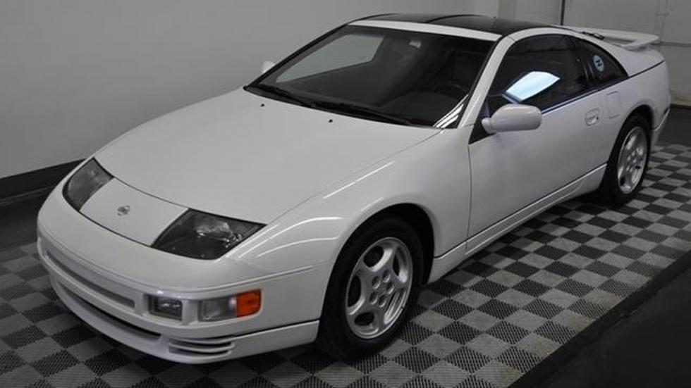 Nissan 300 ZX Twin-Turbo 1996 frontal