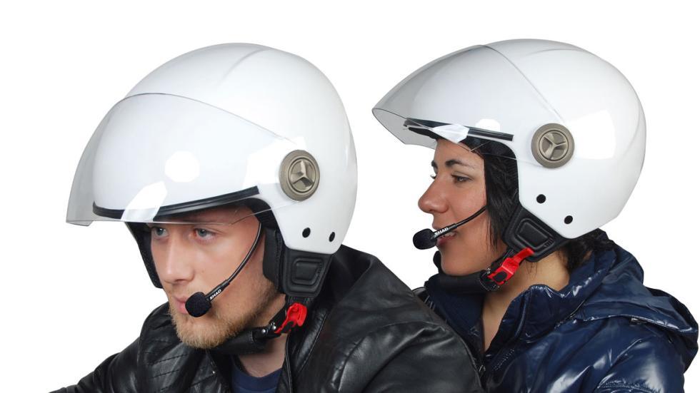 90 euros cuesta el nuevo intercomunicador SHAD BC03
