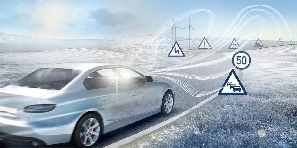 Bosch trabaja para mejorar la seguridad en las carreteras