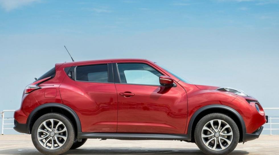 Nissan Juke lateral