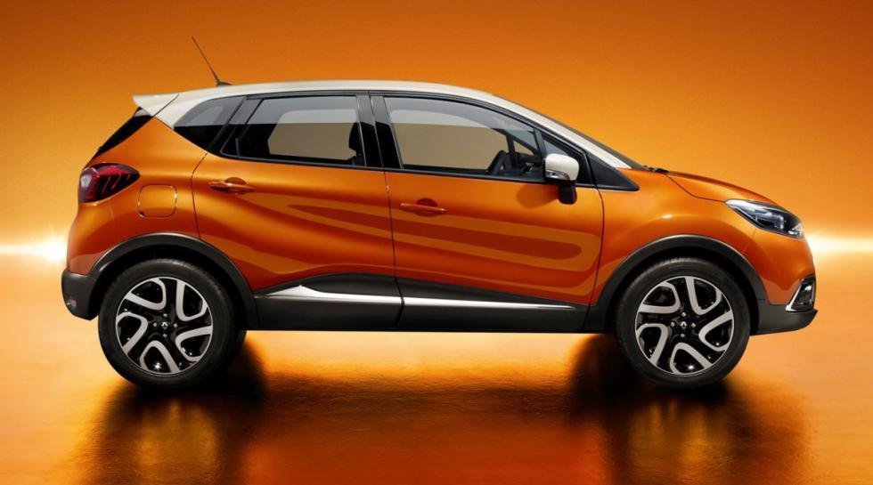 Renault Captur lateral