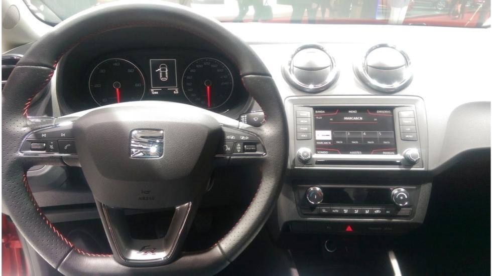 Seat-Ibiza-2015 interior