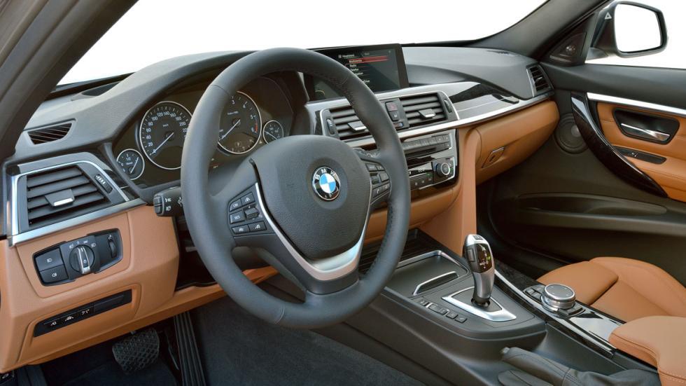 BMW Serie 3 2016 interior