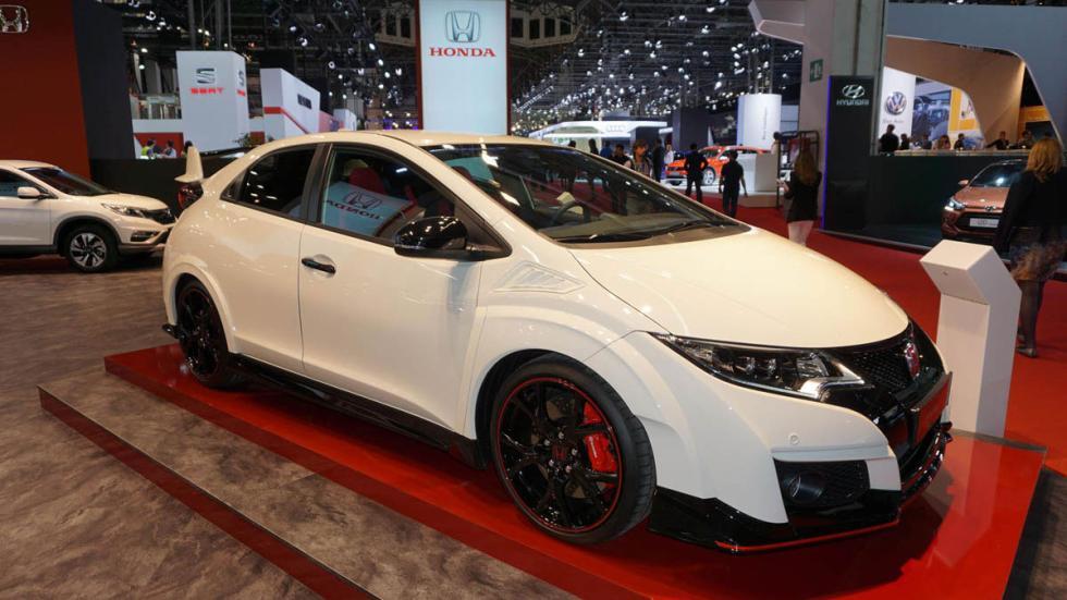 Honda, en el Salón de Barcelona 2015